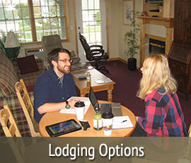 Lodging Options