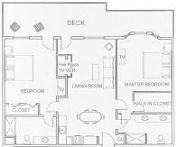 Grand Two-Bedroom Suite